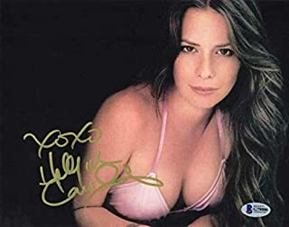 Holly Marie Combs Autographed Signed Memorabilia 8x10 Photo Charmed Pretty Little Liars Sexy Beckett Bas