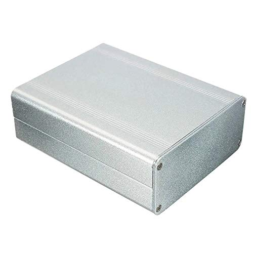 MADONG Splitted DIY extruido caja electrónica de aluminio proyecto electrónico DIY Enclousure caso