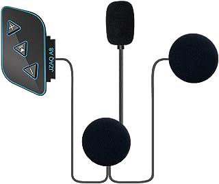 FAVOMOTO 1Pc Professional Motorbike Helmet Headset Fones de Ouvido Do Capacete À Prova D' Água