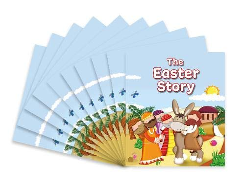 The Easter Story: Pack of 10 (Candle Bible for Kids)