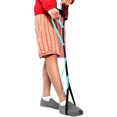 Leg Lifter Strap, Mobilität Gerät Zum Bewegen des Beines, Bein Und Fuß Aufzug Gürtel, Hebehilfe Für Ältere Menschen, Behinderte, Und Deaktivierte Benutzer