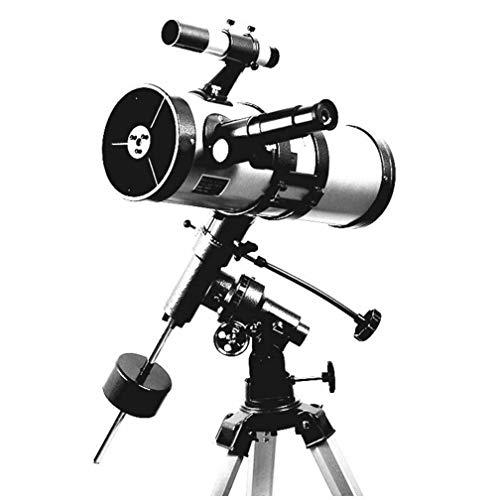 FULANTE Telescopio, Reflector telescopio Espacial Instrumento ecuatorial de Alta Potencia Estrella de un Solo Ojo Planeta Luna Saturno telescopio júpiter