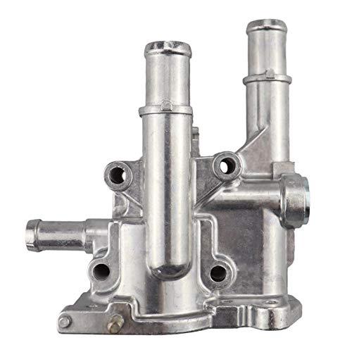 ZHANGWY Yang Store Cubierta de Aluminio del termostato de enfriamiento del Motor Ajuste para Cruze Opel Astra H J Aveo T300 96984103 96817255 55563530 JWQG003