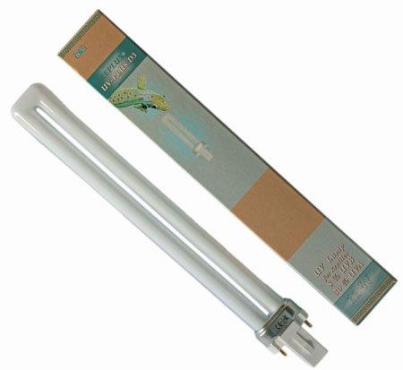 Namiba Terra 1638 UV-Replux 11 W, 21.5 cm, Sockel G 23, UV Energiesparlampe