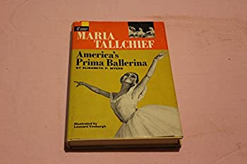 Hardcover Maria Tallchief : America's prima ballerina Book