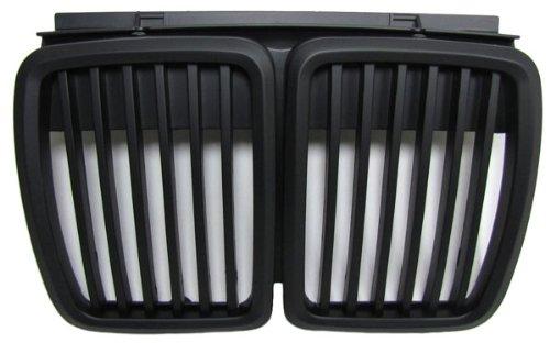 Preisvergleich Produktbild Carparts-Online C-00100 Nieren Grill schwarz