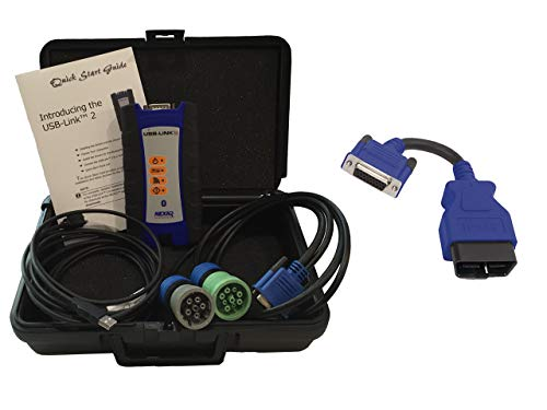 For Sale! USB Link 2 Nexiq 124032 with OBDII Cable