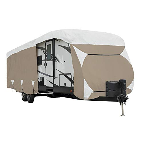 AmazonBasics Trailer RV Cover, 22-24 Foot