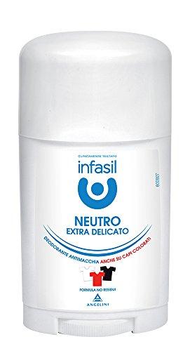 Infasil Desodorante Stick Neutro 50ml Extra Suave