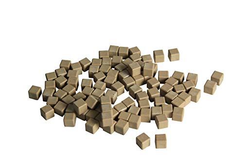 WISSNER Speel blokjes - 100 Eenheid (100)