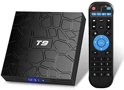 T9 Android 9.0 TV Box 4GB DDR3 RK3318 Our shop most popular 4.0 Bluetooth 32GB 55% OFF ROM RAM