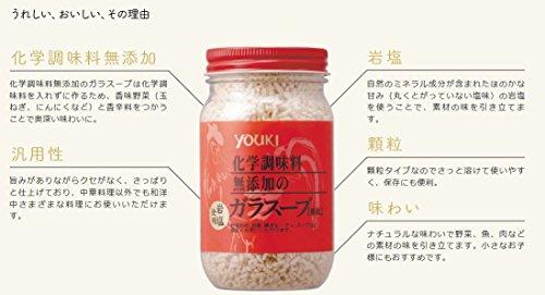 ユウキ食品『化学調味料無添加のガラスープ』