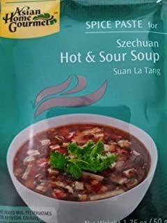 Szechuan Hot and Sour Soup (Instant Suan La Tang Sauce Mix) - [Pack of 6 Units]