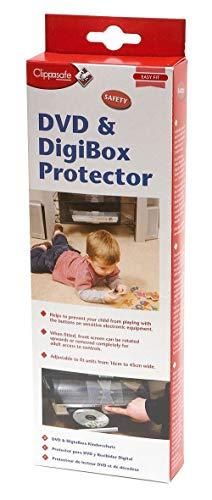 Clippasafe Protezione per dvd e decoder