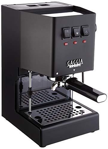 Gaggia RI9380/49 Classic Pro Espresso Machine, Thunder Black