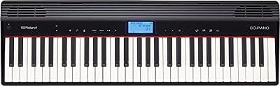 ローランド 61鍵キーボードGO:PIANO GO-61P