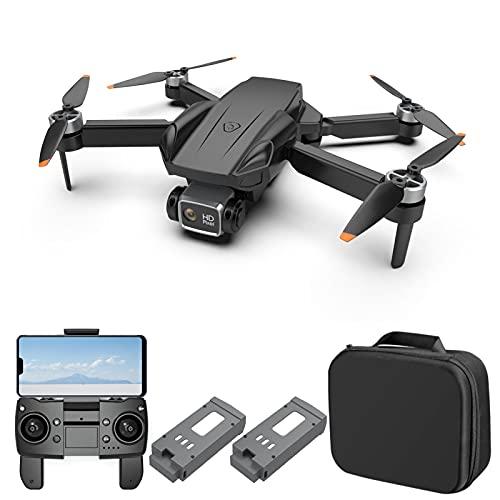 ZIEM Drone RC H9 Max GPS con Fotocamera per Adulti Drone RC Senza spazzole con Fotocamera 4K 5G WiFi Video Antenna FPV Quadcopter Borsa di stoccaggio