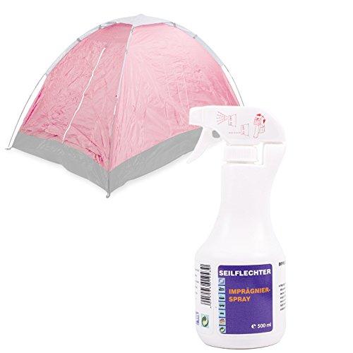 SeilFLECHTER® impregneerspray voor tent, zonnezeil, parasol, Persenning