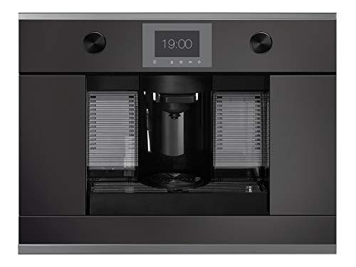 Küppersbusch CKK 6350.0 S3 K-Series.3 Kaffee-Kapselautomat Schwarz/Silver Chrome für Nespresso® Kapseln