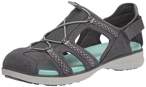 Dr. Scholl's Shoes Women's Cancun Fisherman Sandal, Castle Rock, 9.5