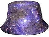 Sombrero de Cubo de Viaje con Estampado de luz de Ciudad Unisex, Gorra de...