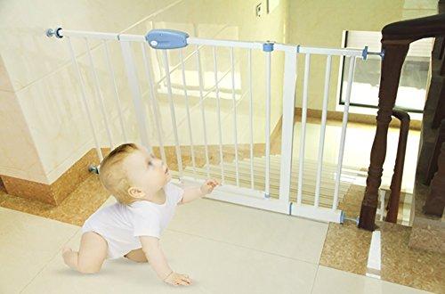 Barrera seguridad niños Puerta del Bebé con La Puerta para