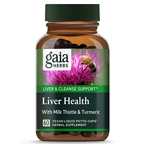 Gaia Herbs Liver Health Vegan Liqui…