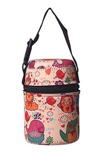 Enfants Pratique Sac/Portable ragoût bécher sac, b(10*13CM)