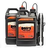 Ben's Tick Fence Tick Control Spray, 1 Gallon (Pack of 2)