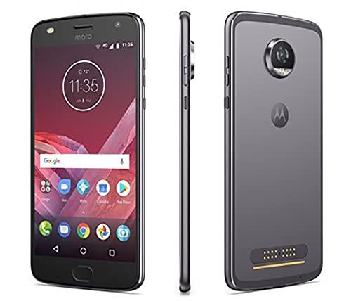 Motorola Z2 Play Verizon XT 1710-02 (Black) (Renewed)