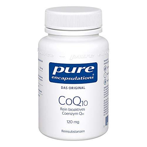 Pure Encapsulations CoQ10 120mg 60 Kapseln