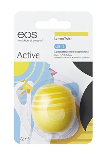 EOS Smooth Sphere Bálsamo para Labios, Fruta de Verano - 7 g