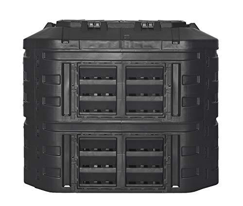 Lgarden Thermo Bio 540 L Multi Komposter Kompostierer Kunststoff kompostieren