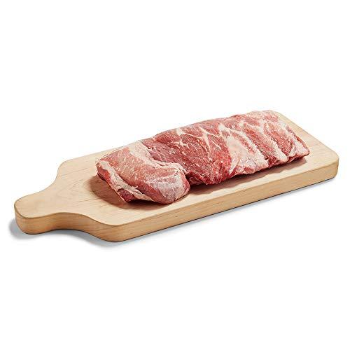 Pork Rib St. Louis Style Organic Step 1