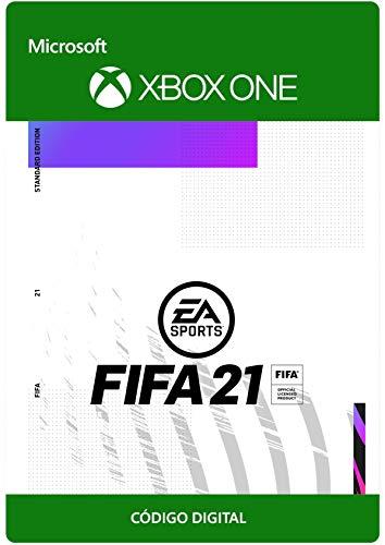 FIFA 21 Standard | Xbox One - Código de descarga