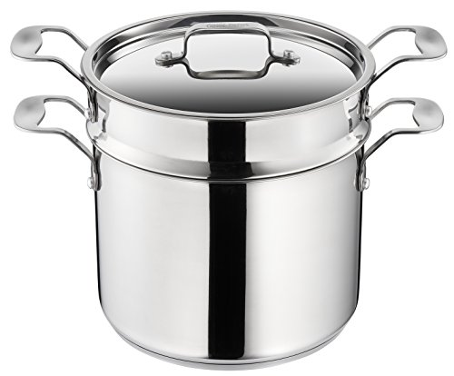 Tefal Italian Jamie Oliver Pasta Pot, Stainless Steel