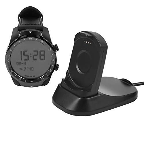 Preisvergleich Produktbild AWADUO für TicWatch Pro Magnetisch Ersatz-USB-Ladedock-Kabel,  USB-Ladekabel für TicWatch Pro SmartWatch