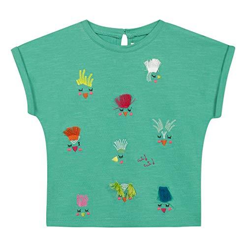 Catimini CQ10053 Tee Shirt, Vert (Céladon 54), 12-18 Mois (Taille Fabricant:18M) Bébé Fille