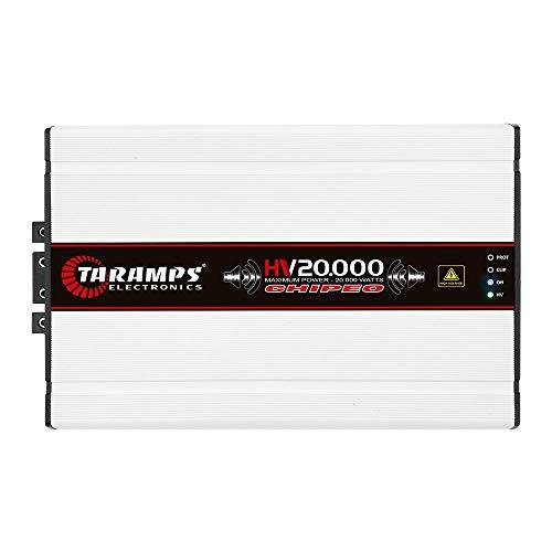 Módulo Taramps HV 20000 CHIPEO 0,5 ohm 20000 W RMS Amplificador Som Automotivo