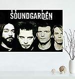 YOUCAIHUA Soundgarden Poster Leinwand Poster Kunst Home