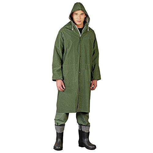REIS Regenmantel PPD L-XXXL Regenjacke Windjacke Gummijacke Gummimantel Regenschutz Größe XL
