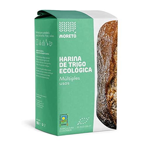 Moretó - Harina de Trigo Ecologica 1 Kg