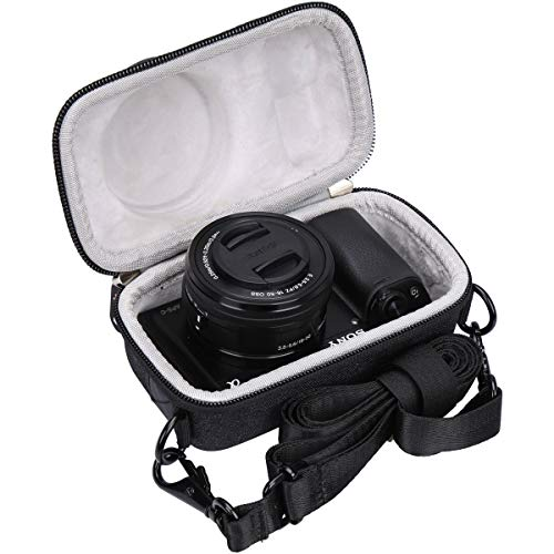 Aproca Hard Storage Travel Case for Sony Alpha a6000 Mirrorless Digital Camera