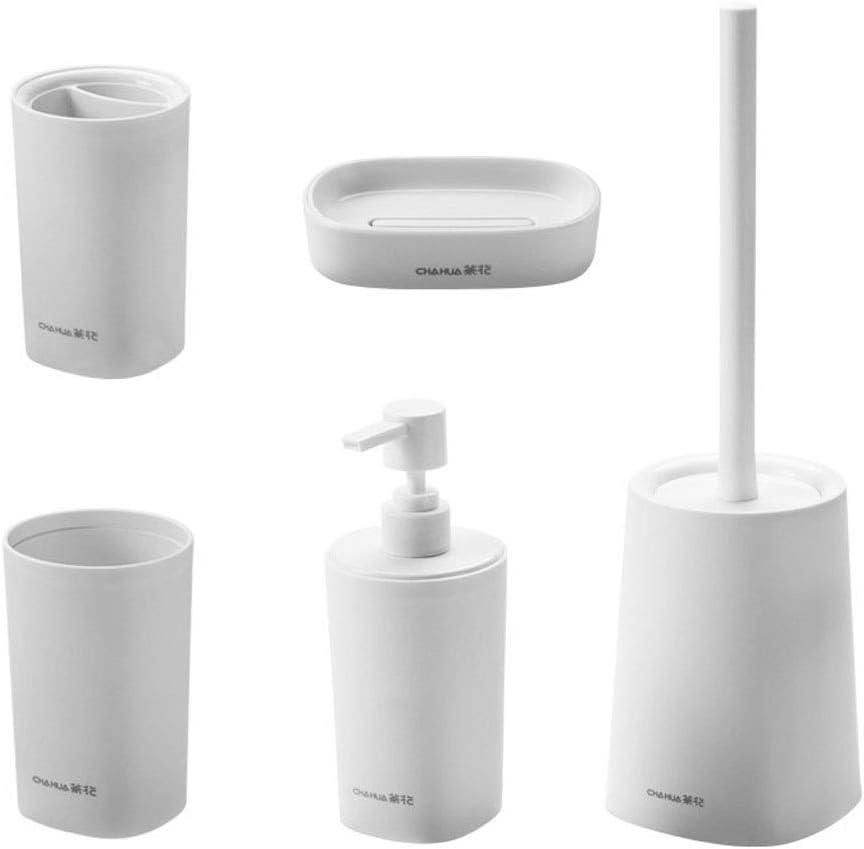 SH-CHEN Toothbrush Holder overseas Bathroom Accessories Set Special sale item