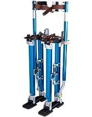 Zancos de Trabajo, Ajustable Alto Antideslizante Herramientas de Pared de Estuco de Soporte de Carga 225 Libras (61-102cm)
