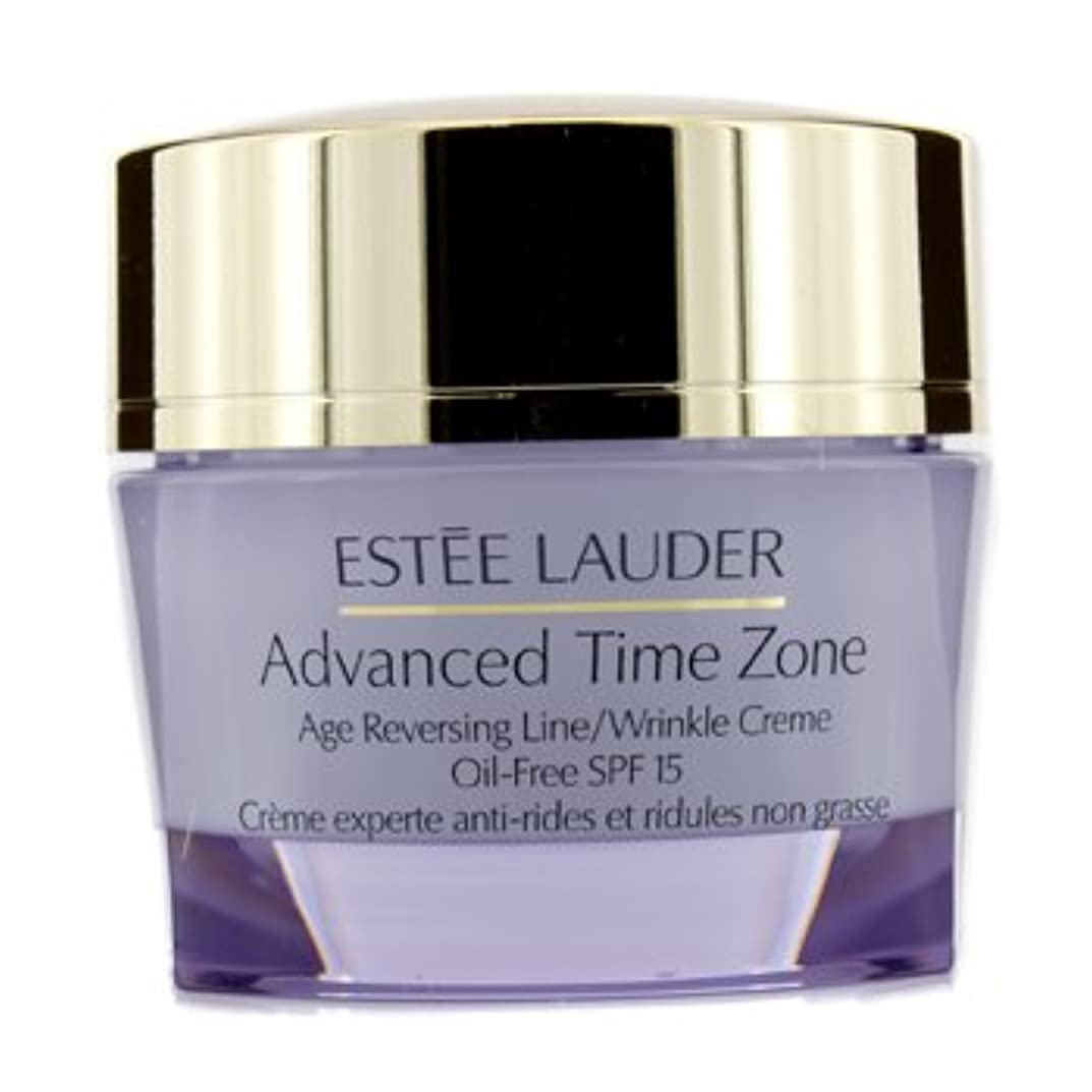 滅多即席資格情報[Estee Lauder] Advanced Time Zone Age Reversing Line/ Wrinkle Creme Oil-Free SPF 15 (Normal/ Combination Skin) 50ml/1.7oz