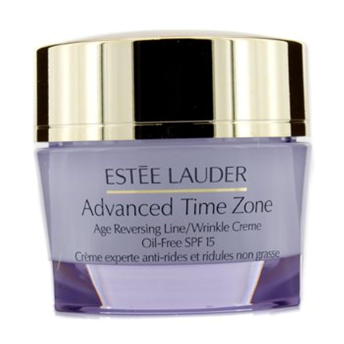 セグメントメナジェリーする必要がある[Estee Lauder] Advanced Time Zone Age Reversing Line/ Wrinkle Creme Oil-Free SPF 15 (Normal/ Combination Skin) 50ml/1.7oz