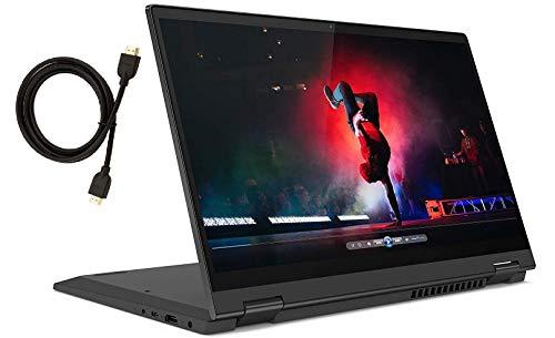 "Lenovo Flex 5 14"" FHD IPS 2-in-1 Touchscreen Laptop | AMD Ryzen 7 4700U 8-Core | 16GB DDR4 RAM | 1TB SSD | Backlit Keyboard | Fingerprint Reader | Win 10 | with High Speed 6FT HDMI Cable Bundled"