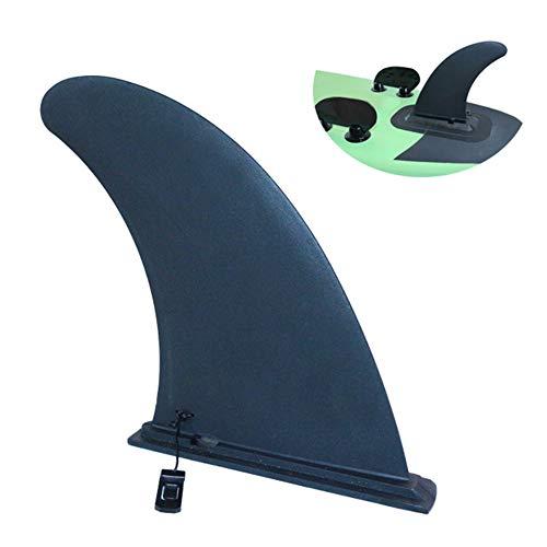 ACHICOO Aletas de Centro Desmontables y inflables para Sup, Tabla de Surf de Remo Desmontable, Productos para Exteriores