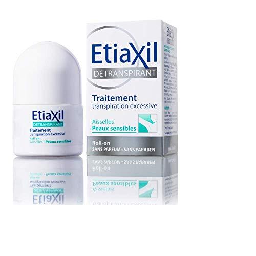 ETIAXIL Detranspirant Aisselles Peau Sensible